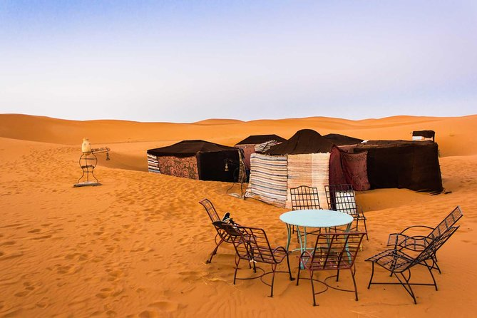 3 Days Private Desert via Merzouga Tour From Marrakech