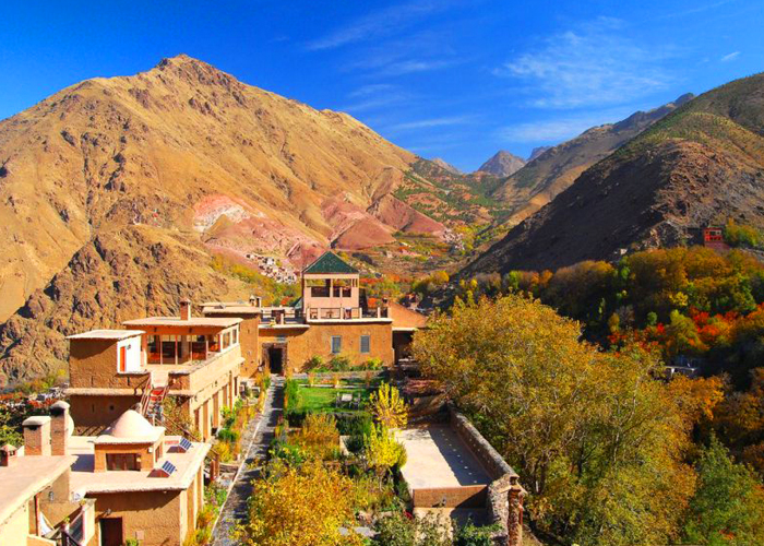 Full Day Trip to Berber Villages From Marrakech
