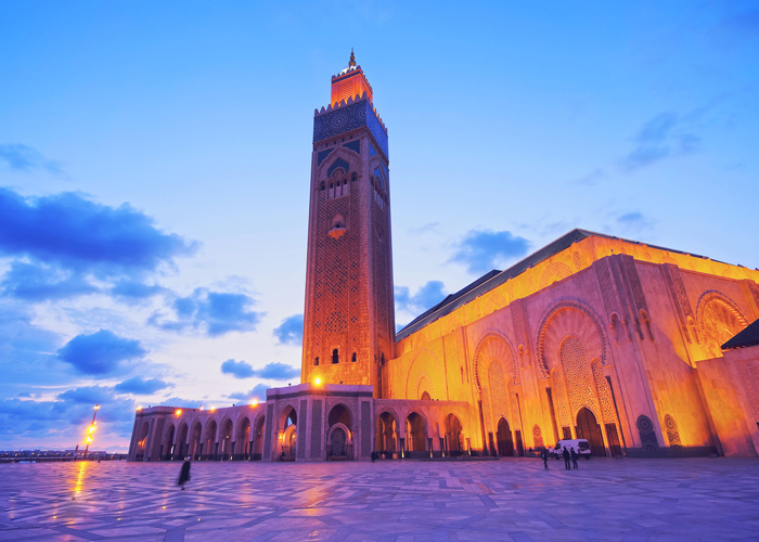 15 Days Private Morocco Desert via Imperial city tour from Casablanca