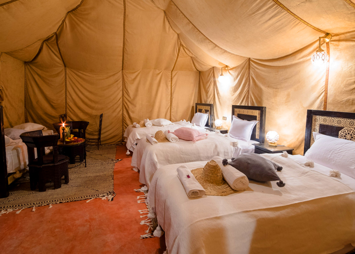 4 Days Private Morocco Luxury Desert of Merzouga From Marrakech