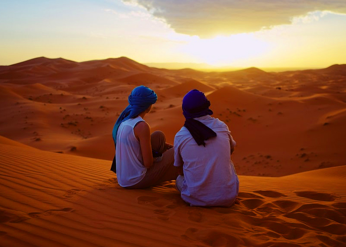 7 Days Private South Morocco via Desert Tour From Marrakech