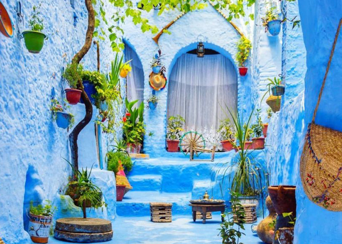 9 days Private from Marrakech to Desert Tour via Fes & Chefchaouen