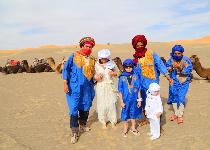 4 Days Private Morocco Big South Experience Tour from Ouarzazate
